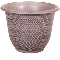 Parker Planter 40cm (16in) Shaded Taupe