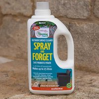 BF Spray & Forget Eco Patio Cleaner 1.25L concentrate