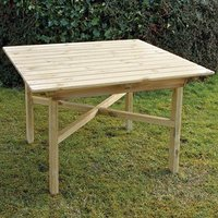 ABBEY SQUARE TABLE