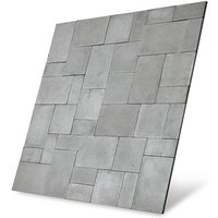 Prestbury Stone Paving Kit 5.76m2 Portland Grey