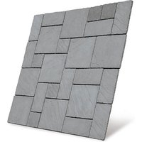 S2D Cathedral Paving Kit 5.76m2 W/Moss