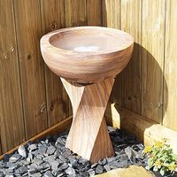 Eastern Stone - Bird Bath Water Feature