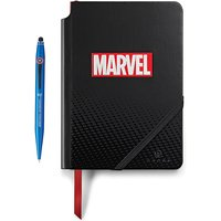Cross Marvel Tech2 and Journal Gift Set featuring Captain America