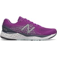 Image of Womens New Balance Fresh Foam 880v10 - Plum/Natural Indigo, Plum/Natural Indigo