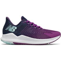 Image of Womens New Balance FuelCell Propel - Plum/Natural Indigo/Bali Blue, Plum/Natural Indigo/Bali Blue