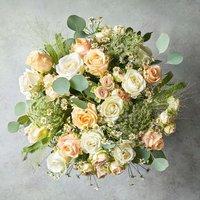 Premium Flower Garden Bouquet Pink