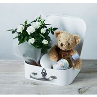 New Baby Gift Set White
