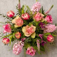 Nightingale Bouquet Purple, lilac or blue