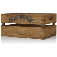 Waitrose Heritage Small Crate