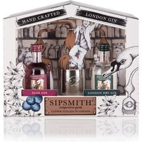 Sipsmith Gin & Embossed Spirit Measurer