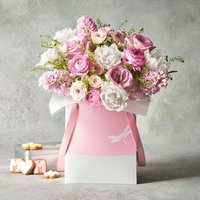 Mother's Day Heaven Scent Gift Set Pink