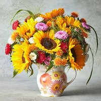 Emma Bridgewater Summer Bouquet Jug Yellow