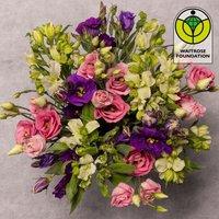 Speciality Alstroemeria & Lisianthus Bouquet Vibrant