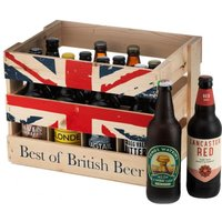 Best of British Beer Crate x12