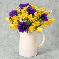 Scented Spring Vase Vibrant