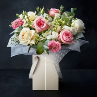 Luxury Mother's Day Scented Rose Jug Pink