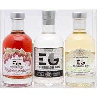 Edinburgh Flavoured Gin Trio