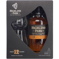 Highland Park 12-Year-Old Whisky Gift Box