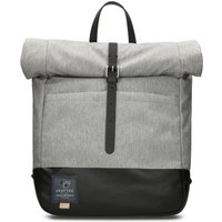 621846463b88 The Millbank men s bags white combi - Building on the success of previous  seasons our backpack with a rolltop returns. With casual appeal this bag is  made ...