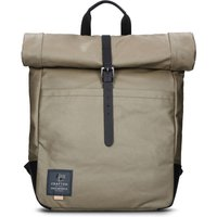 25b366c1c2e5 The Millbank men s bags khaki - Building on the success of previous seasons  our backpack with a rolltop returns. With casual appeal this bag is made  from a ...