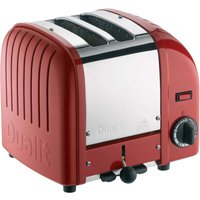 Buy 2-Slice Toaster Hi Lift Polished Red - Electrical Discount UK