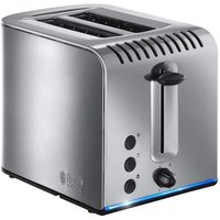 Buy 2-Slice Toaster Reheat & Defrost Stainless Steel - Electrical Discount UK