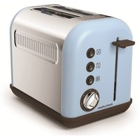 Buy 2-Slice 2-Slot Toaster blue - Electrical Discount UK