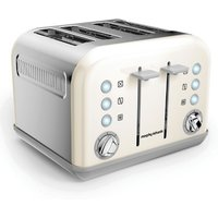 Buy 4-Slice 4-Slot Toaster White - Electrical Discount UK