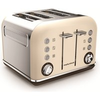 Buy 4-Slice 4-Slot Toaster Sand - Electrical Discount UK