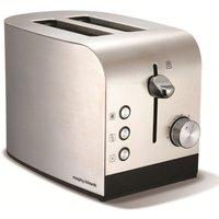 Buy 2-Slice 2-Slot Toaster Brushed Steel Hi-Lift - Electrical Discount UK