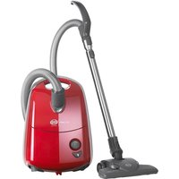 700Watts Cylinder Bagged Vacuum Cleaner 3.5litres Red