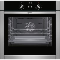 600mm Built-in Single Electric Oven Slide&Hide® S/St