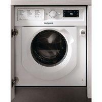 1400rpm Integrated Washer Dryer 7kg/5kg Load White