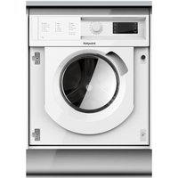 1400rpm Integrated Washer 7kg Load Class A+++