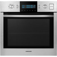 600mm Built-in Steam Oven Dual Cook Twin LED Display