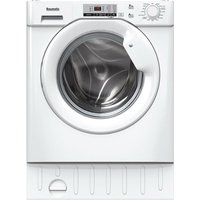1400rpm Integrated Washer 8kg Load Class A+