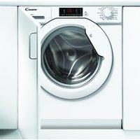1600rpm Built-in Washing Machine 8kg Load Class A+++
