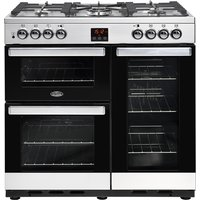 COOKCENTRE 90DFT S/STEEL