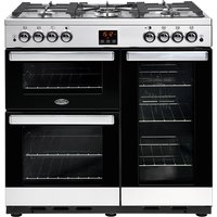 COOKCENTRE 90G S/STEEL