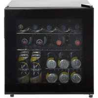 51litres Drinks Cooler Black