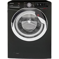 1400rpm Washing Machine WiFi 13kg Load A+++ Black