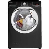 1600rpm Washing Machine 8kg Load Class A+++ Black