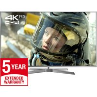 58inch 4K Pro Ultra HD LED HDR Freeview PLAY Twin Tuner