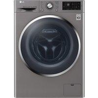 1400rpm DD Washer Dryer 8kg/4kg Load Class A Steel
