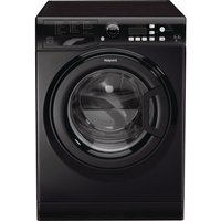 1400rpm Washer Dryer 9kg/6kg Load Class A Black
