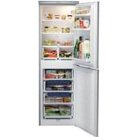 234litre Fridge Freezer Class A+ Silver