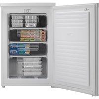 82litres Upright Freezer Class A+ White