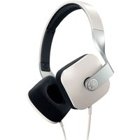 Over Ear Headphones 2metre Cable White