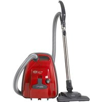 890Watts Cylinder Bagged Vacuum Cleaner 3.0litres Red