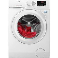 1600rpm Washing Machine 8kg Load Class A+++ White